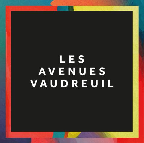 Les avenues Vaudreuil
