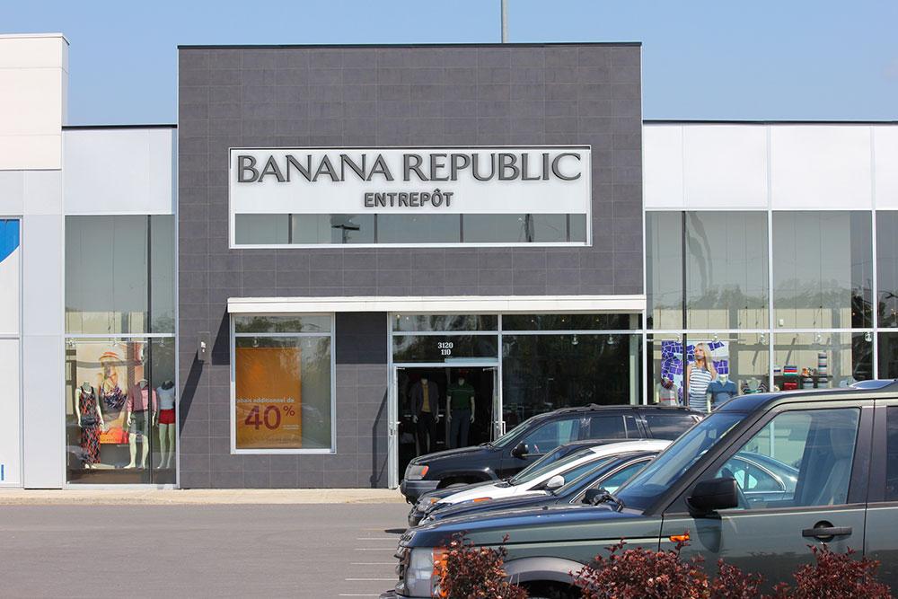 Banana Republic Entrepôt