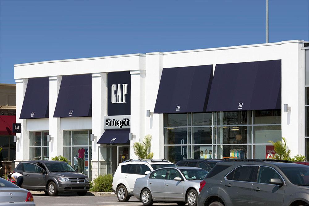 GAP Entrepôt