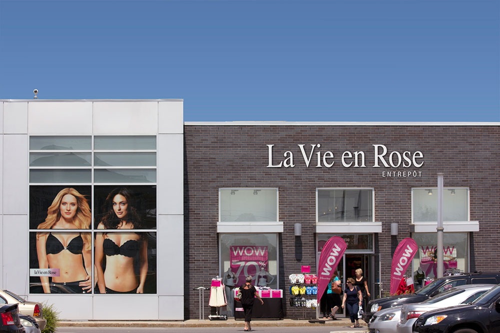 La Vie en Rose Outlet