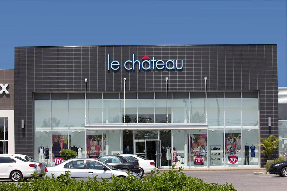 Le Château Entrepôt