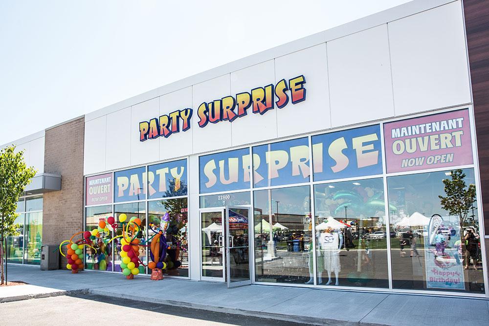 Party Surprise