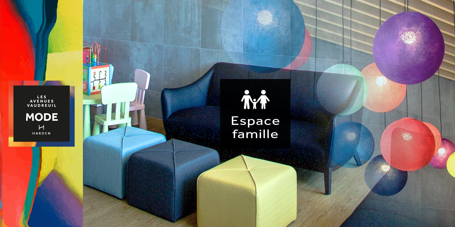 Des services pour toute la famille!