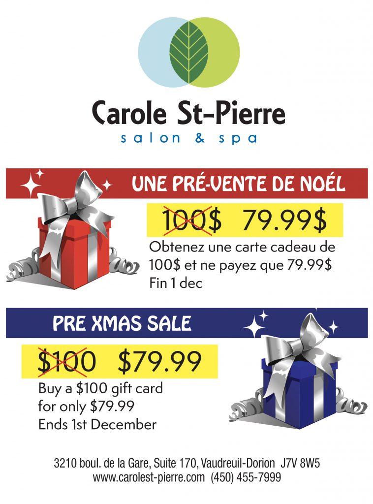 Salon et Spa îlo signé Carole St-Pierre