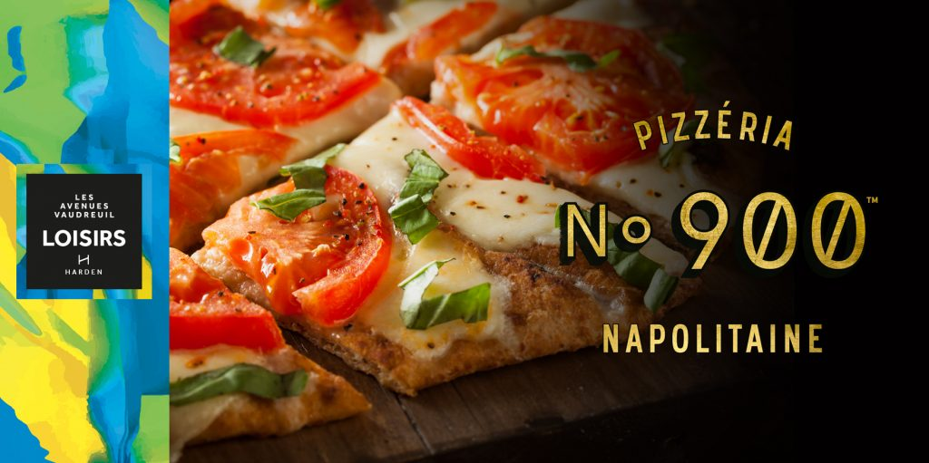 No.900 Neapolitan Pizzeria: Now Open