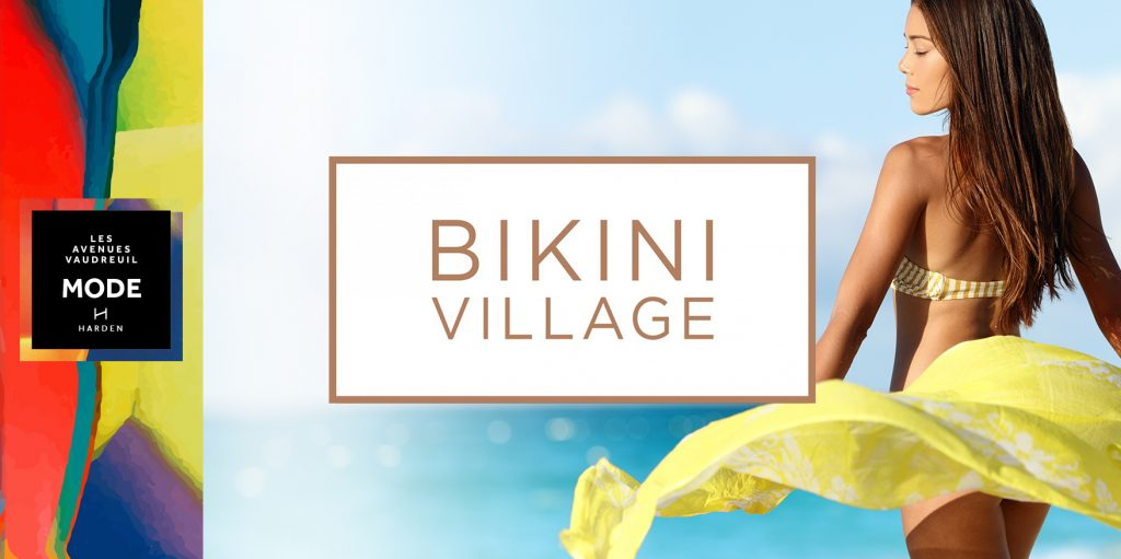 Bikini Village: Opening soon at Avenue Mode
