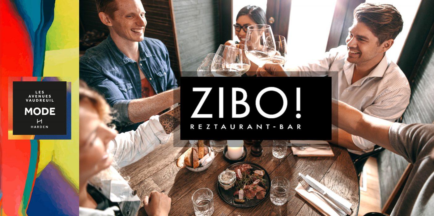 ZIBO! Une nouvelle addition à l'Avenue Mode