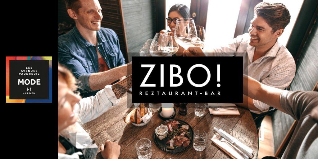 ZIBO! A new addition to Avenue Mode