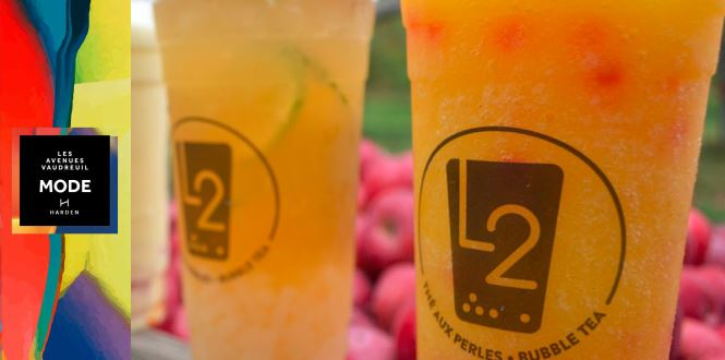 L2 Bubble Tea is now open