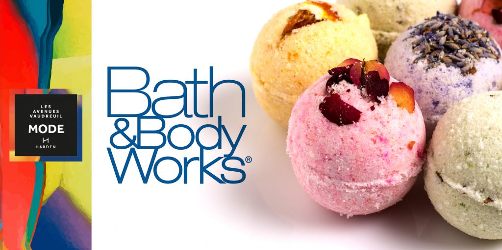 Bath & Body Works arrive à Vaudreuil !
