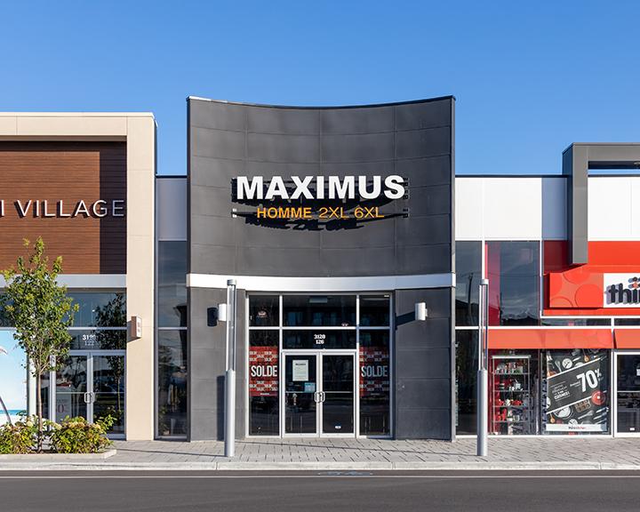 Maximus Men 2XL-6XL