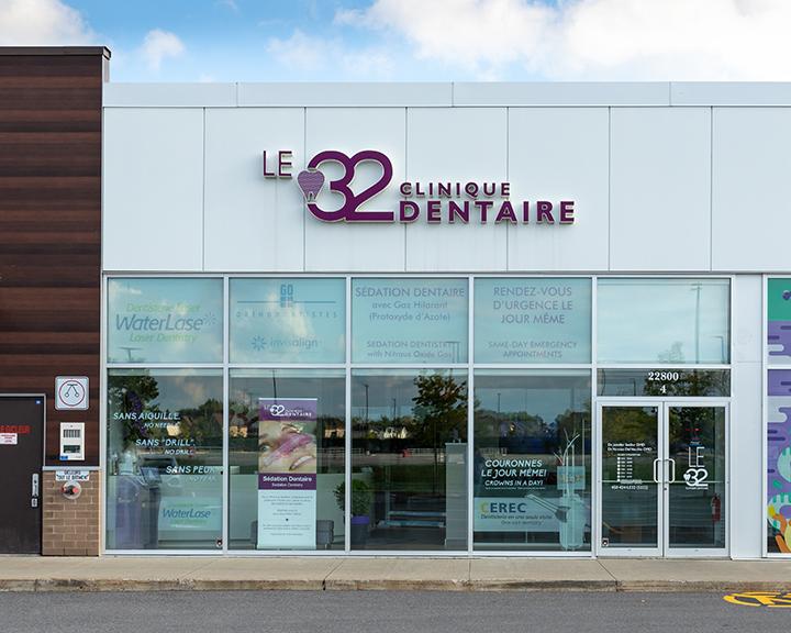 Le 32 Clinique Dentaire