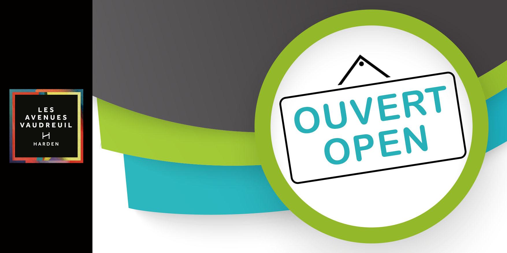 Information sur les commerces, les heures d'ouverture et votre sécurité