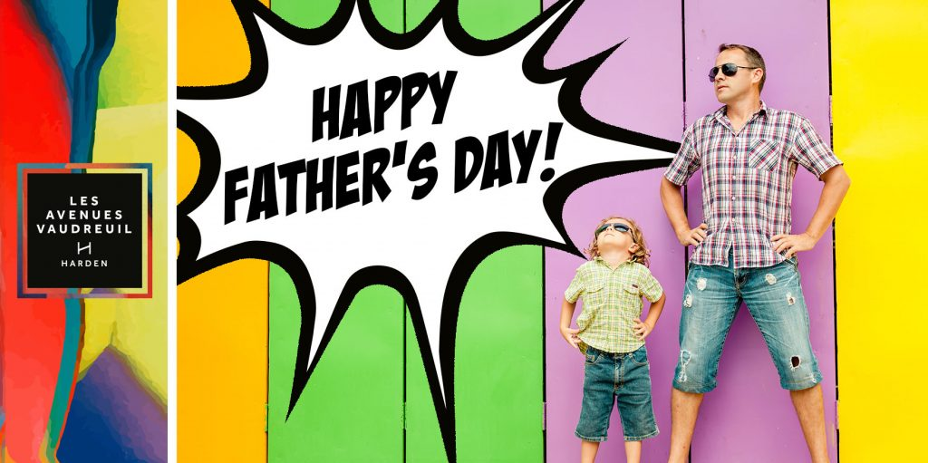 Want to spoil Dad for Father's Day ? Here are 5 ideas