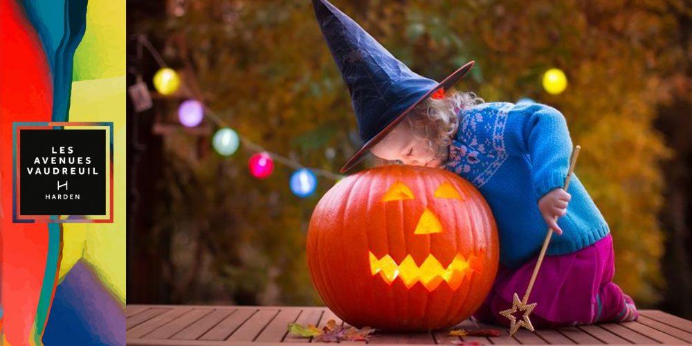 Préparez l'Halloween