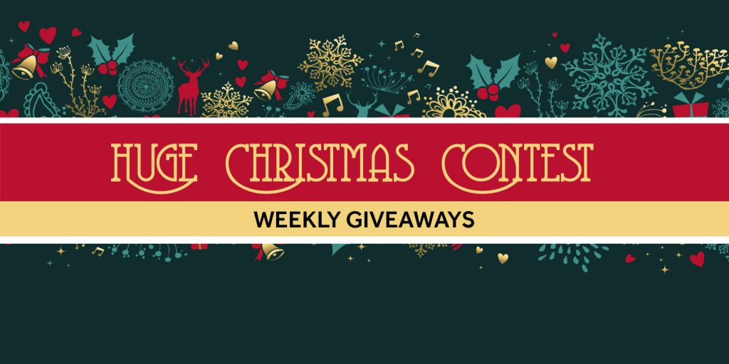"""""""From Us. To You."""" Huge Christmas Contest."""
