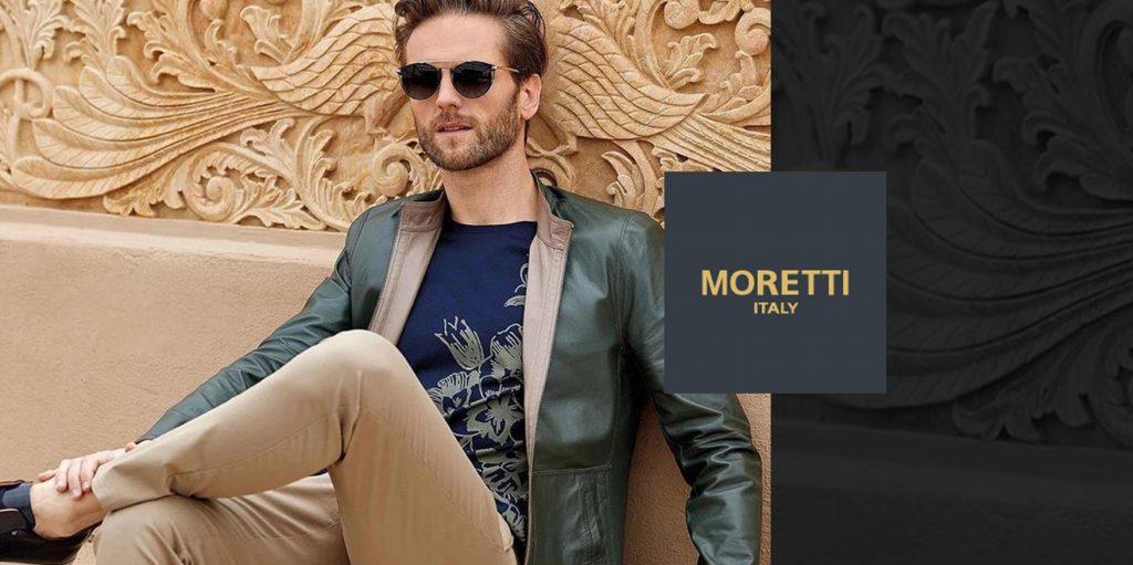 New! Moretti Italy at Avenue Mode