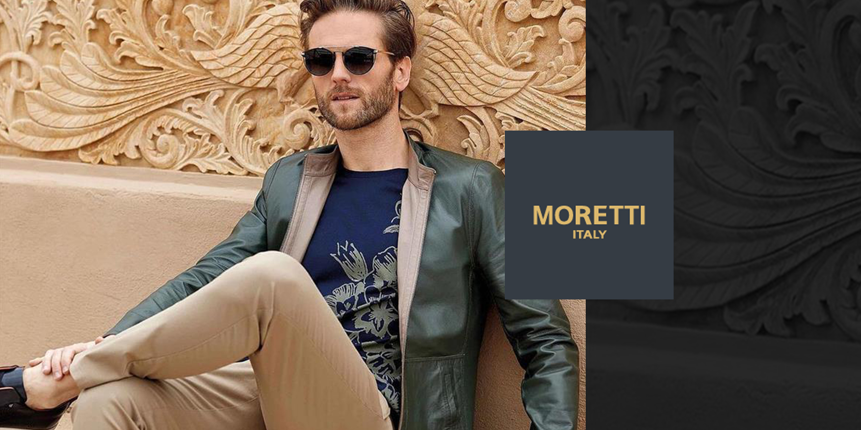 New! Moretti Italy at Avenue Mode
