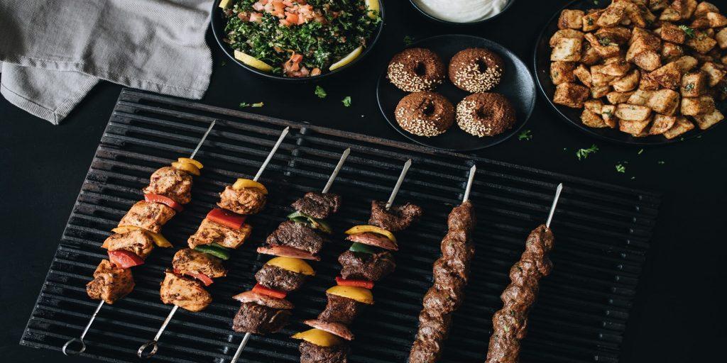 À VENIR : SHARWAMAZ, restaurant de cuisine libanaise