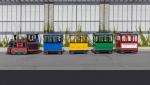 Bonne Nouvelle ! Le petit train Harden Express reprends du service