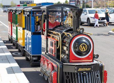 Le petit train Harden Express