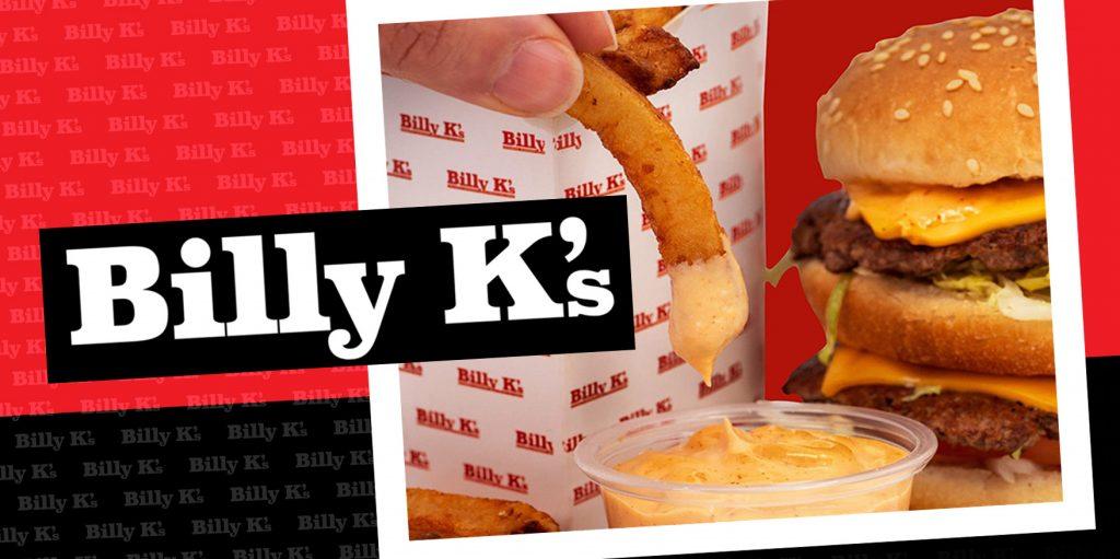 Le restaurant Billy K's ouvre ses portes à l'Édifice Harden cet automne